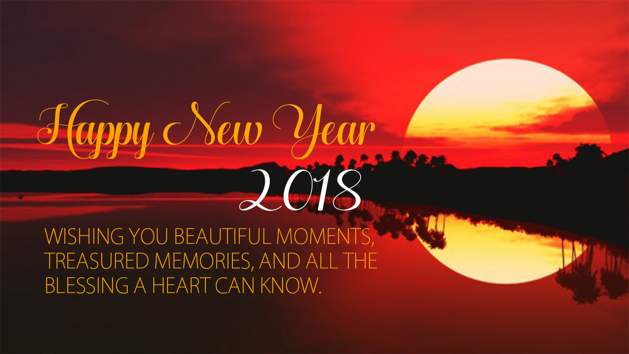 happy new year 2018 hd pics