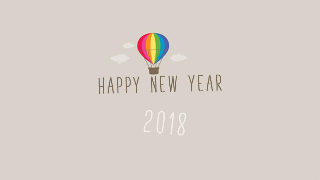 Happy New Year 2018 Image for Whatsapp