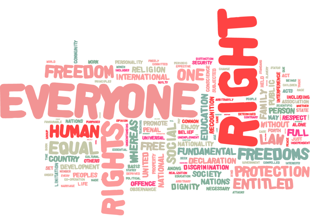 international human rights in action essay Human rights in the united states comprise a series of through court action or the us has not ratified the following international human rights.