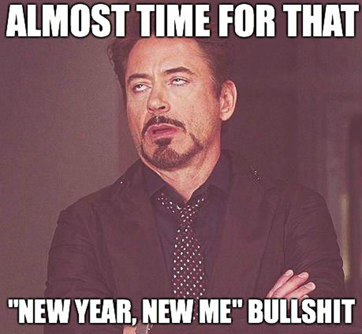 Latest Happy New Year 2017 MEME happy new year 2018 funny meme, image & jokes for instagram