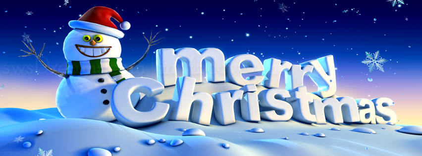 Merry Christmas FB Cover