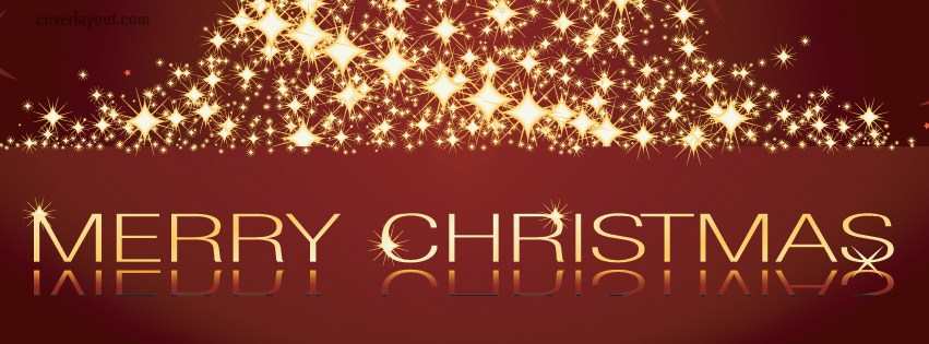 Merry Christmas FB Timeline Photo