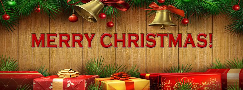 Merry Christmas HD Banner
