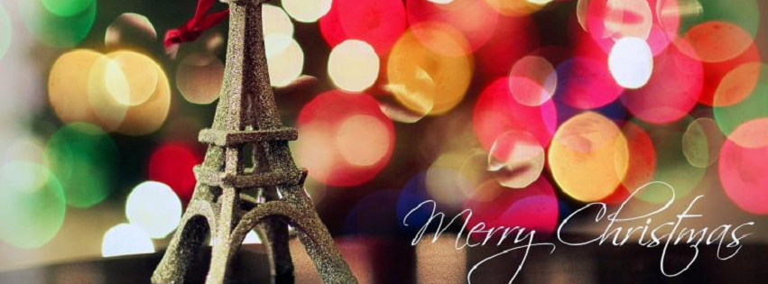 Merry Christmas Twitter Cover Photo