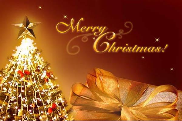 Merry Xmas Facebook Profile