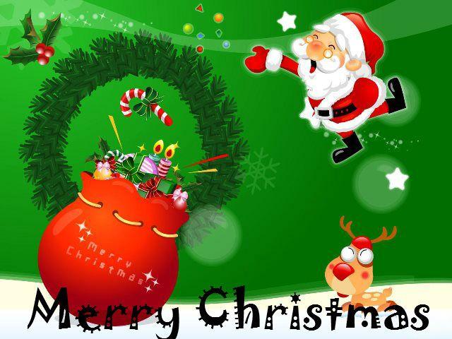 Merry Xmas WhatsApp Dp