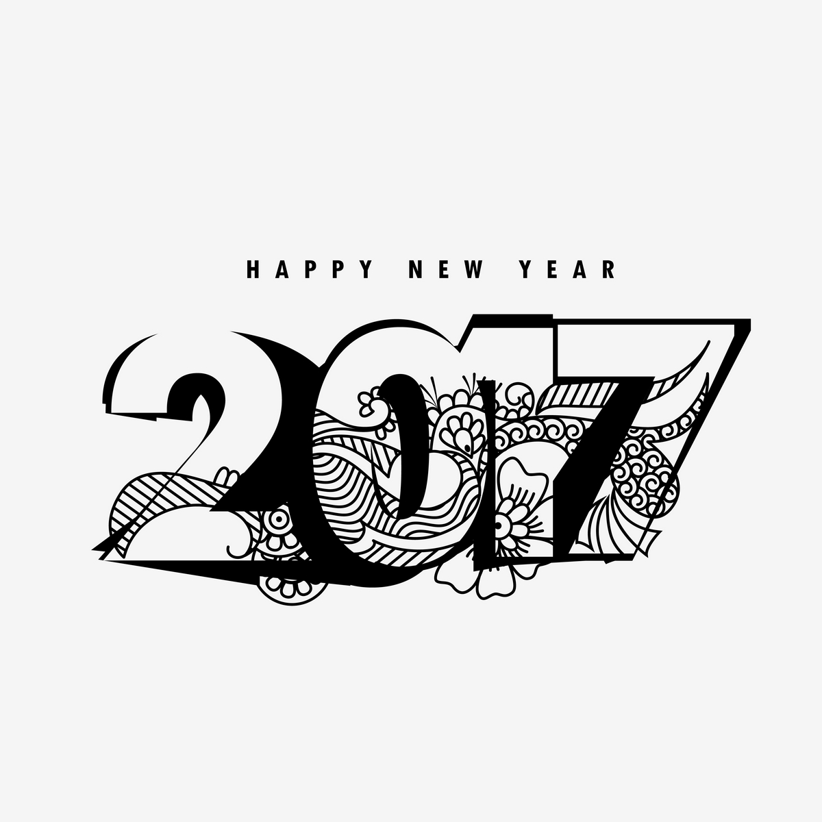 New Year 2017 HD Wallpapers Images
