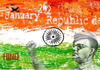 26th Jan Republic Day Speech & Essay for Student, Kids & Teacher in English, Hindi, Marathi & Mayalama