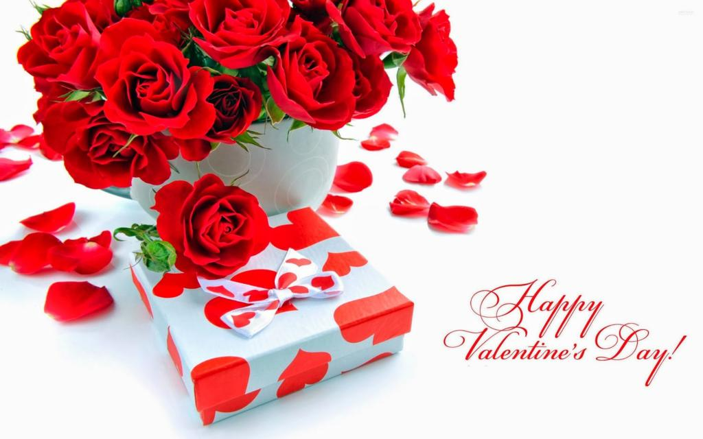 Best Happy Valentine Day 2017 Gift Card Free Download