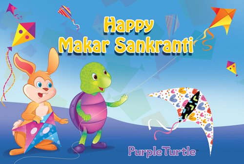 Best Makar Sankranti Greeting Card