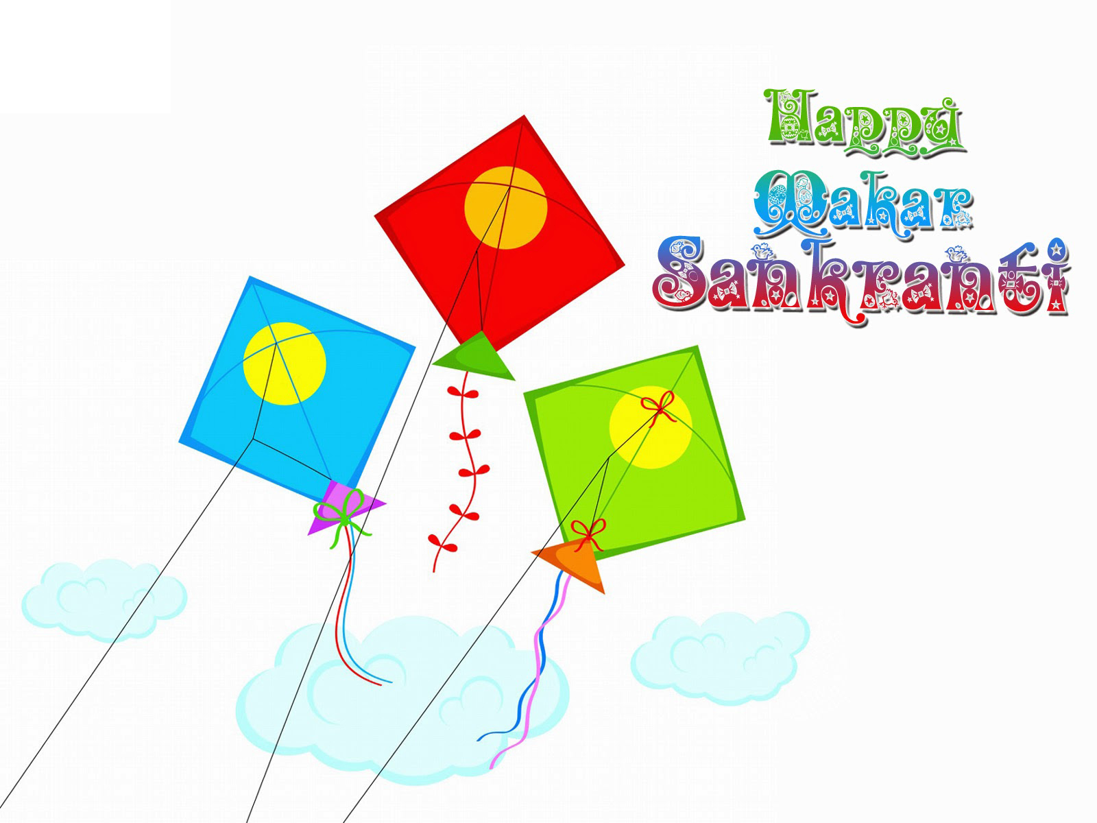 Happy Makar Sankranti 2018 HD Image