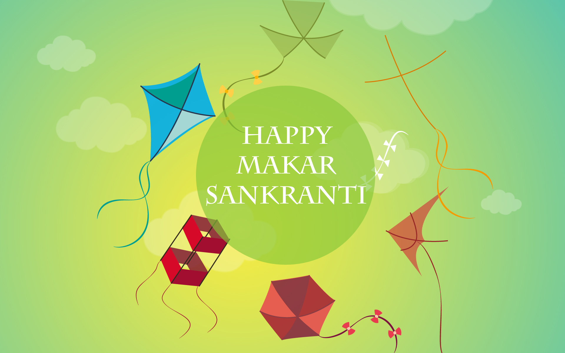 Happy Makar Sankranti 2018 Picture For WhatsApp