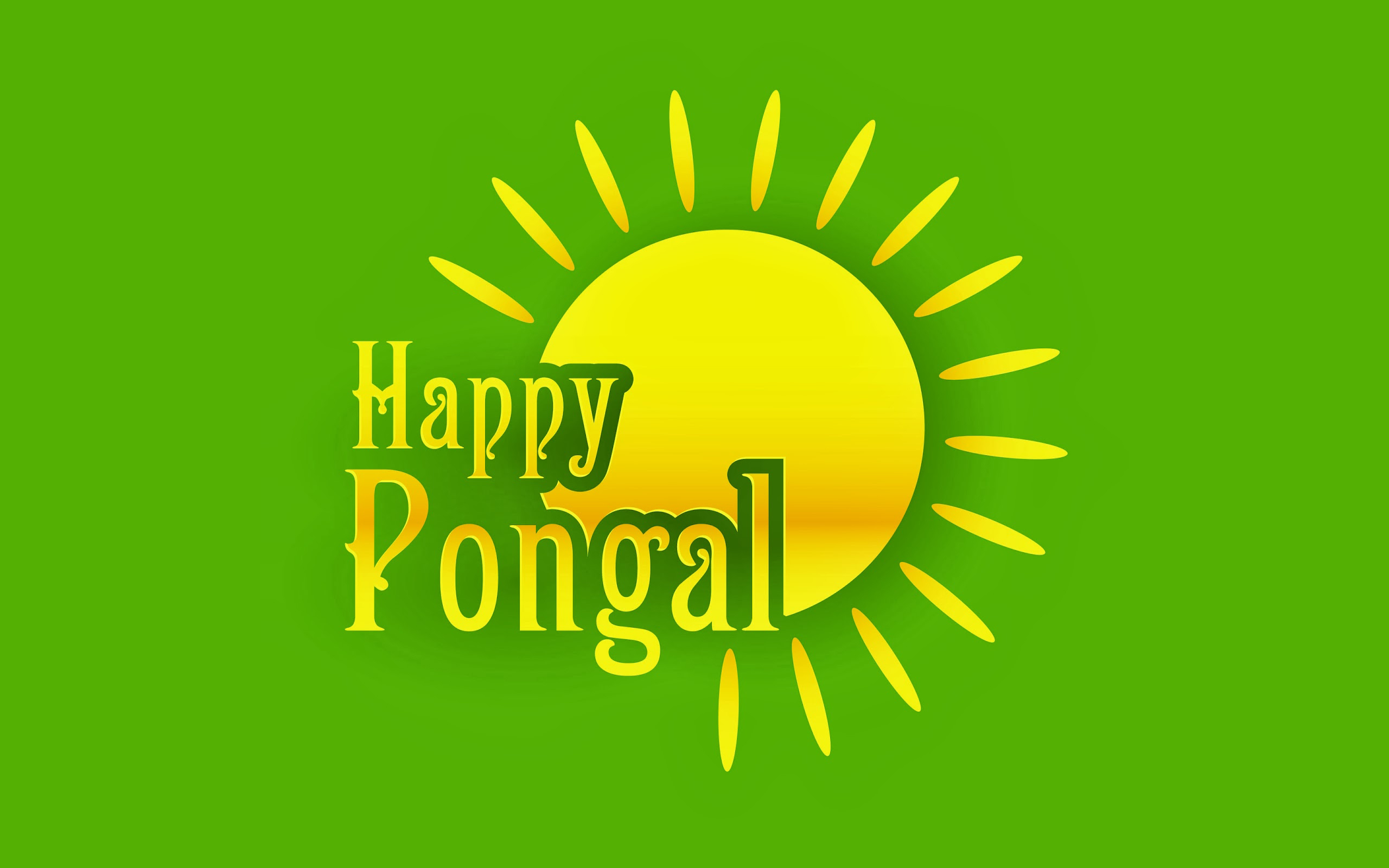 Happy Pongal 2018 Image