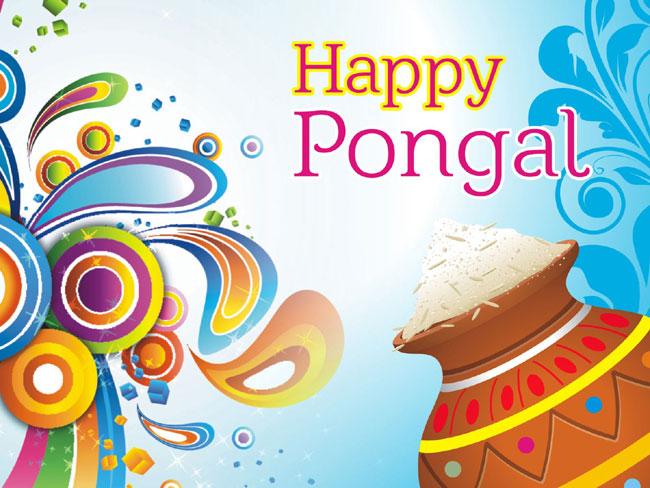 Happy Pongal Image 2018