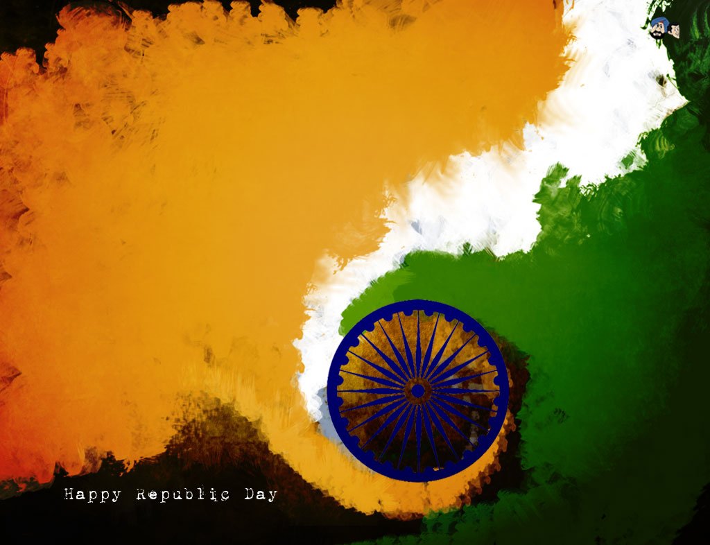 Happy Republic Day 2018 HD Image