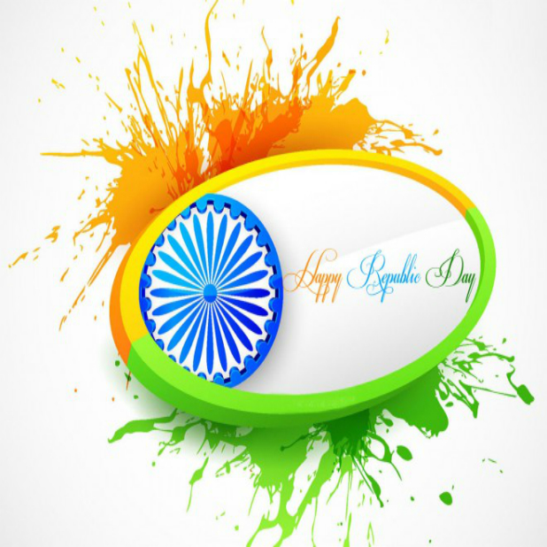 Happy Republic Day 26th January WhatsApp Dp 2018