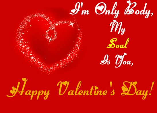 Happy Valentine Day 2017 Image For GF & BF