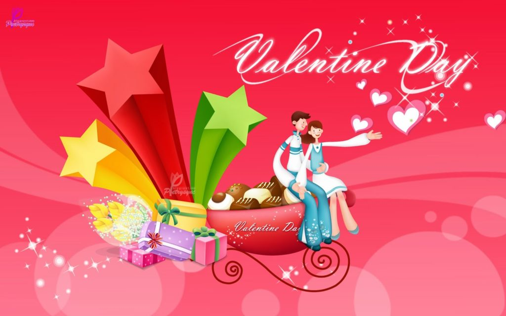 Happy Valentine Day 2018 Picture For Girlfriend & Boyfriend