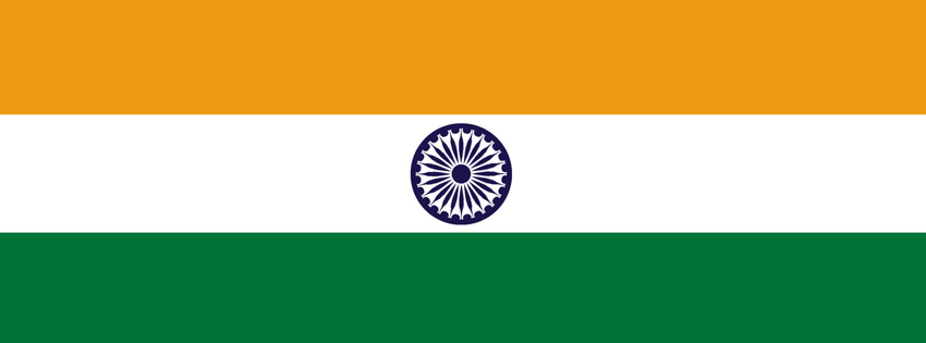 Indian Flag Cover Photo For Facebook