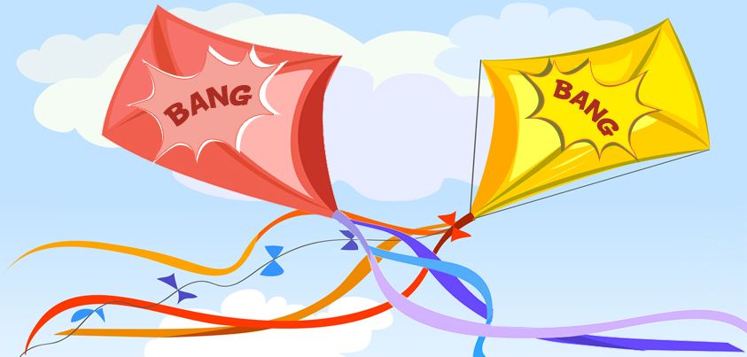 Makar Sankranti Banners For Google+