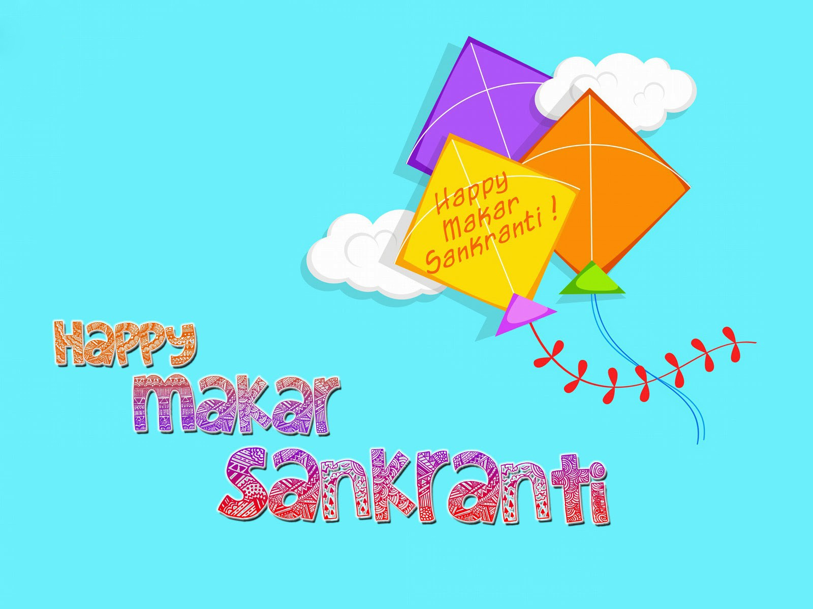 Makar Sankranti Images, Wallpapers & Photos For Pongal 2018