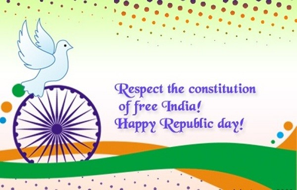 Republic Day 2018 Greeting Wishes