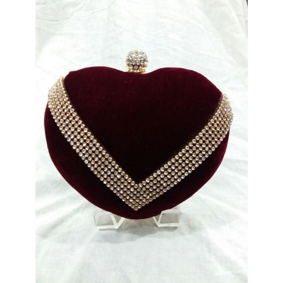 Valentine's special clutch