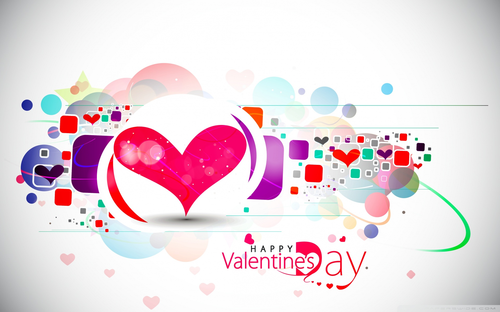 Top # 100+ Happy Valentines Day 2017 HD Wallpapers Free Download ...