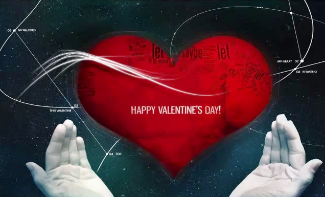Valentines Day Whatsapp Status & Dp 2018