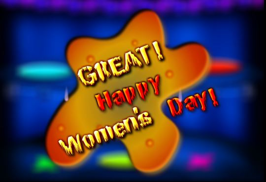 Happy International Women's Day 2018 Funny Greeting Card