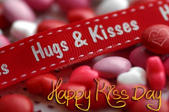 Kiss day 2017 Wishes