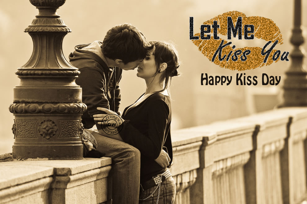 Happy Kiss Day 2018 Image For Whatsapp & Facebook