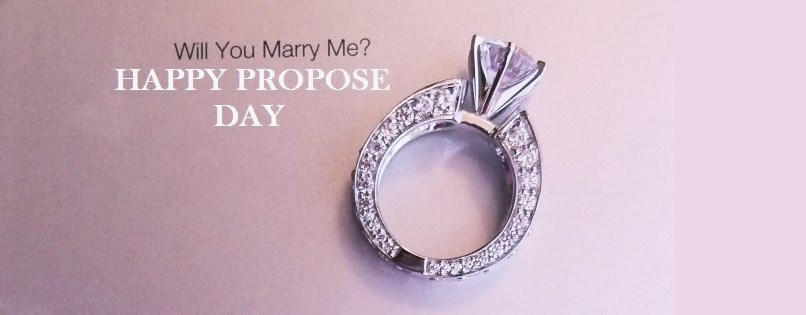Happy Propose Day 2017 Facebook Cover Photos & Banners