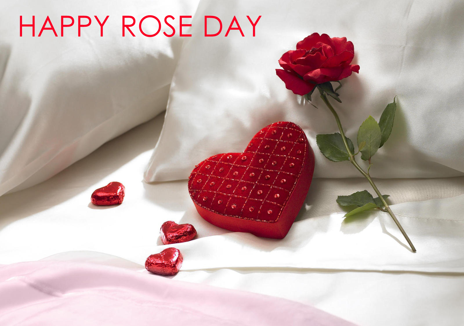 Happy Rose Day 2018 HD Image For Best Friend