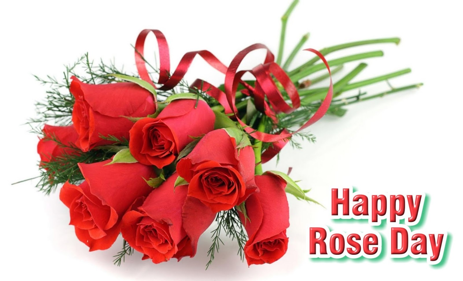 Happy Rose Day 2018 HD Image For Fiance