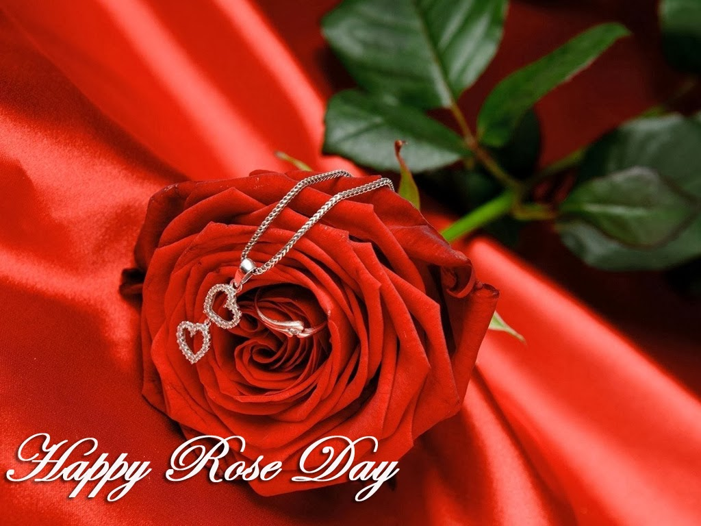 Happy Rose Day 2018 HD Image For Wife