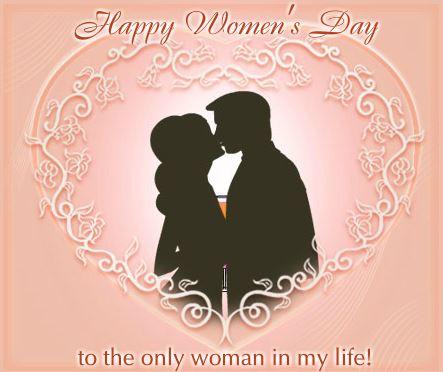 Happy Women's Day 2018 Loving Greeting Card