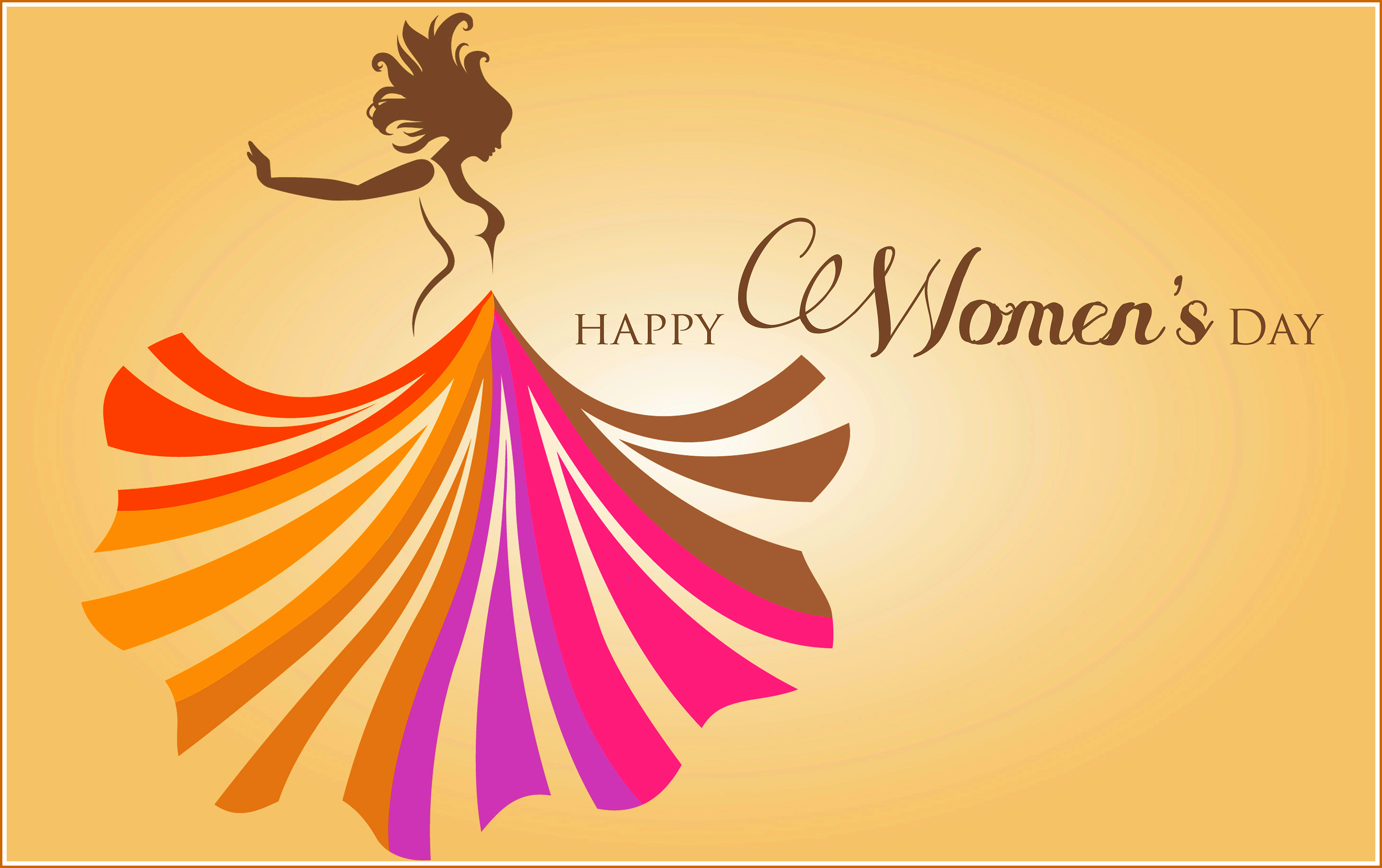 Happy Women's Day Image For Facebook 2017