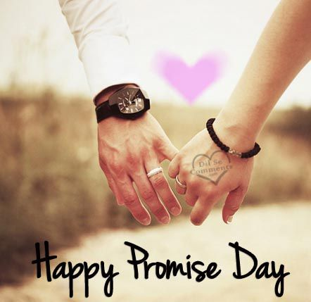 Promise Day 2018 Whatsapp Dp & FB Profile