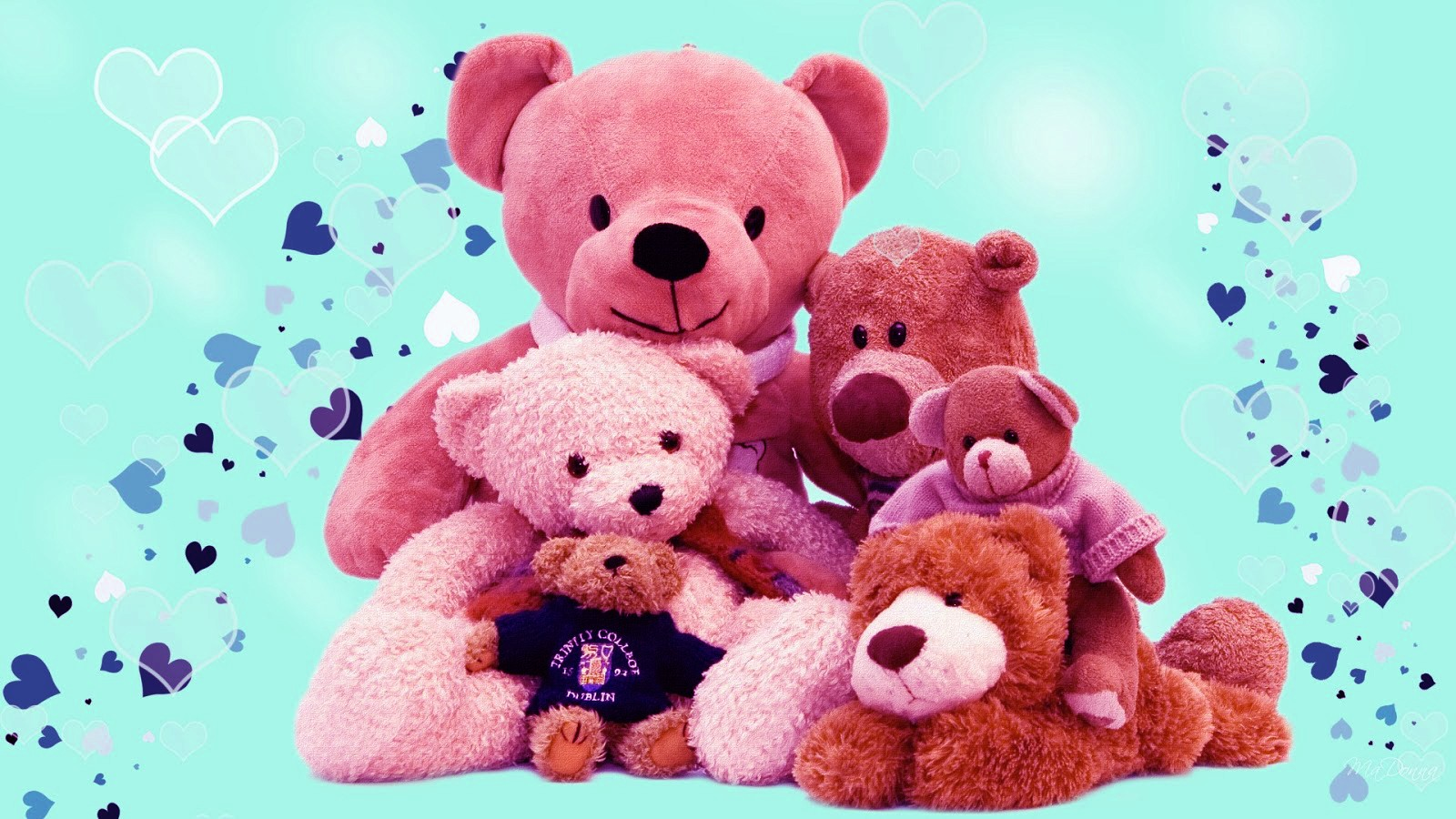 Teddy Bear Day 2018 HD Wallpaper