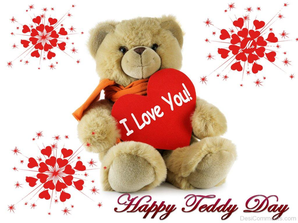 Teddy Bear Day 2017 Whatsapp Profile