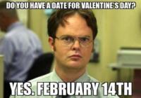 Valentine's Day 2017 Funny MEMES For Instagram