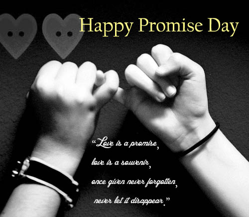 Whatsapp Dp For Promise Day 2018