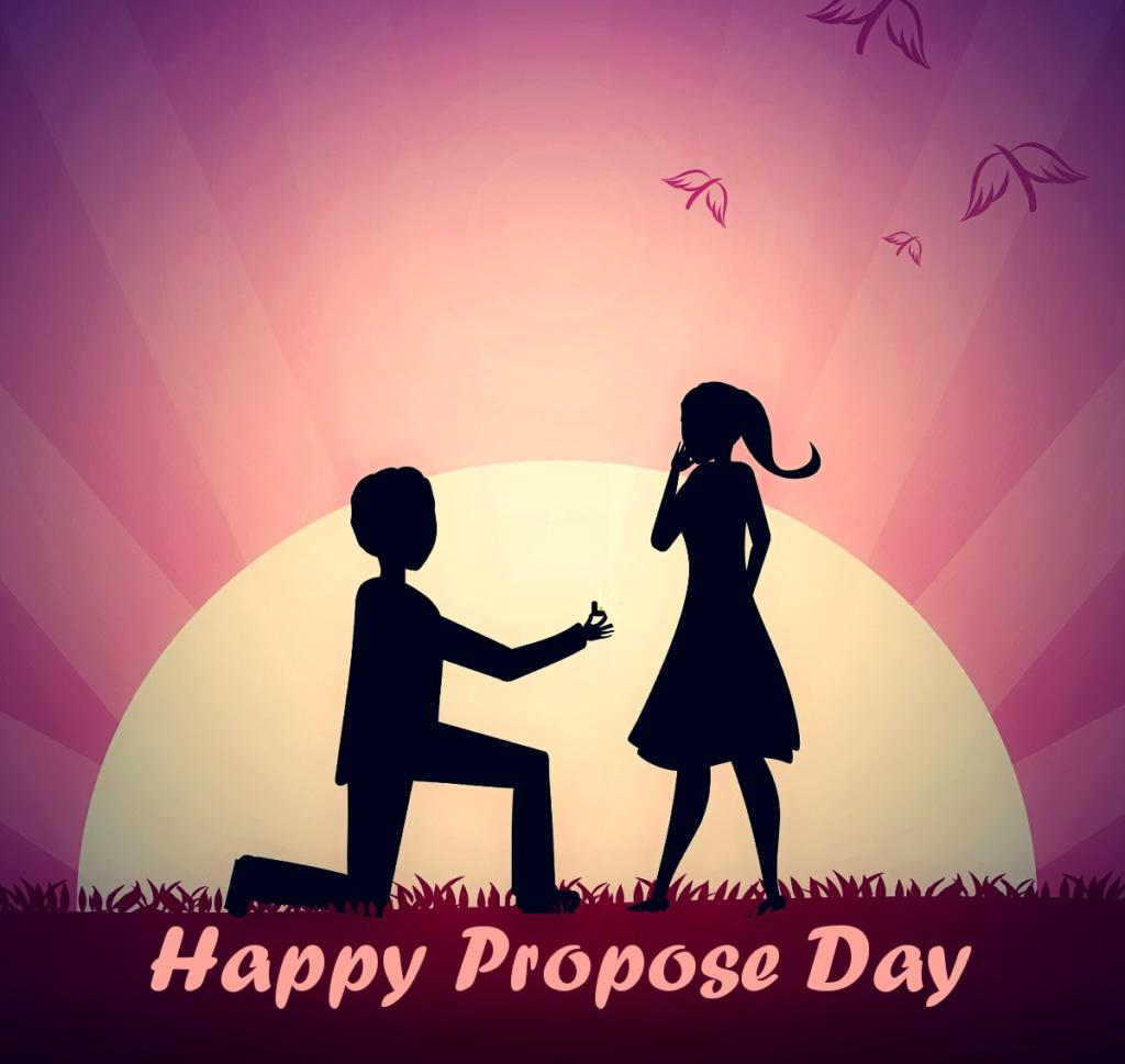 Whatsapp Dp For Propose Day 2018 GF & BF