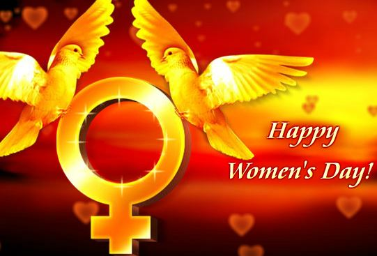 Women's Day 2018 Best Wishes Card