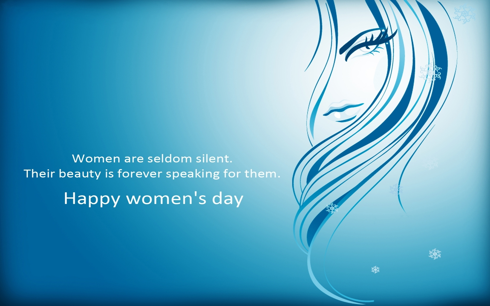 Women's Day 2017 Wallpaper for Desktop
