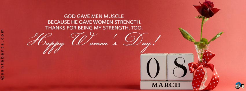 Women's Day Facebook Cover Photos