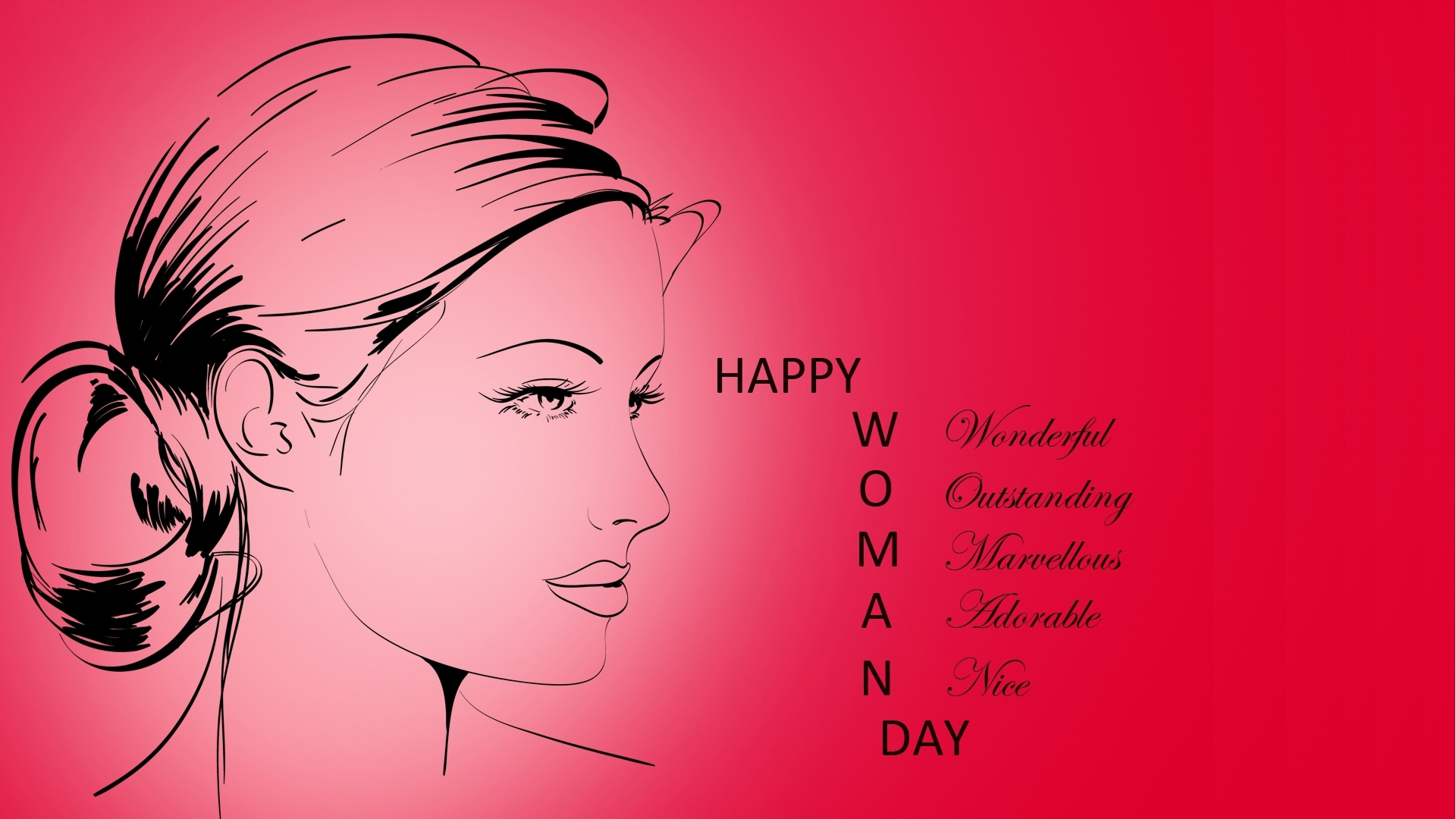 Women's Day Images and Wallpapers 2017