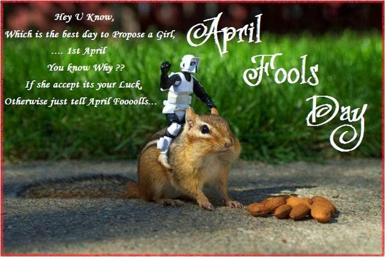 April Fool's Day 2017 Funny Jokes