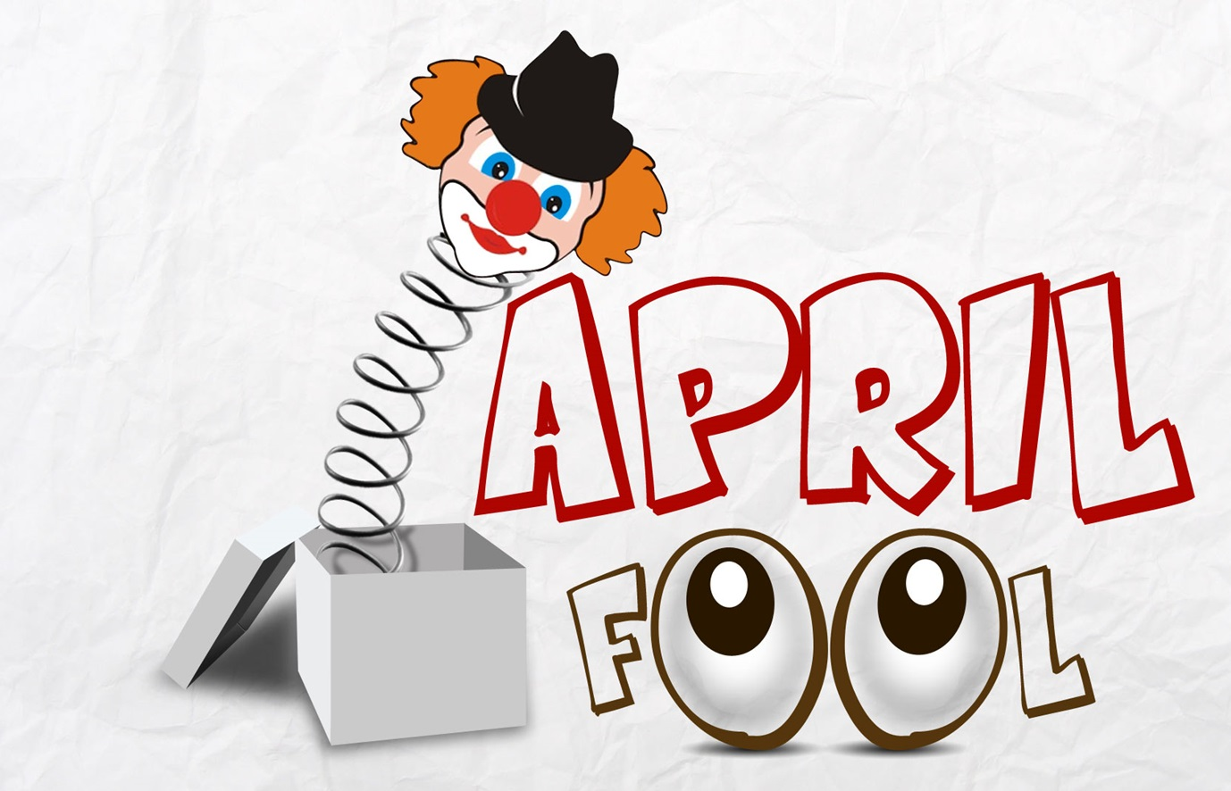 Happy April Fool's Day 2017 Image